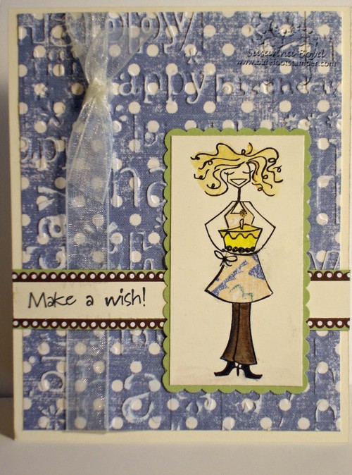 Card Of The Week Cards Scrapbooking And Papercrafts